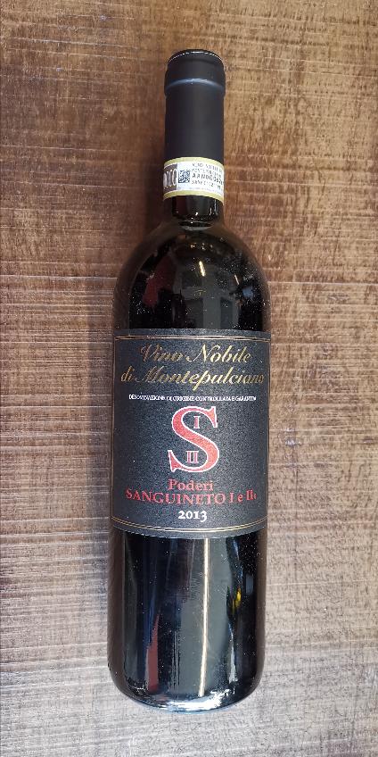 vino nobile die montepulciano